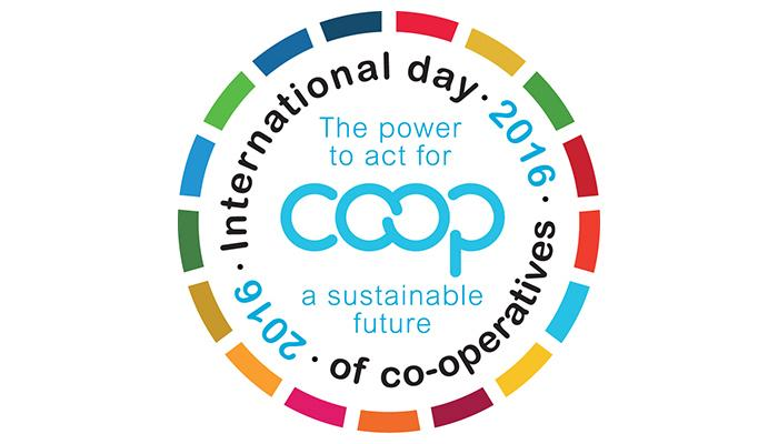 International Day of coops 2016