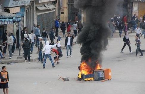 Tunisia violence - 1