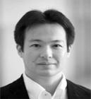 Satoshi Ikeuchi in bw