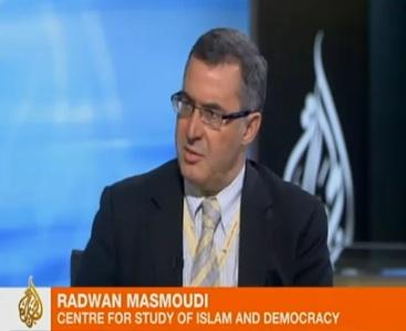 Interview with Al-Jazeera English
