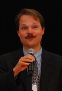 Nathan Funk at CSID Conference
