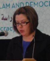 Cecile Coronato at CSID Conference