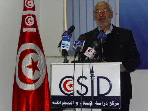 Ghannouchi @ CSID