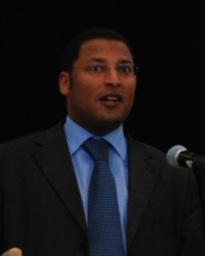 Atef Saadawi at CSID Conference
