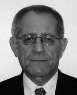 Emile Nakhleh in bw