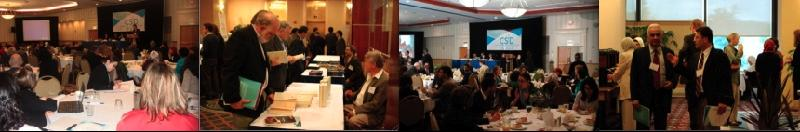 Collage of Annual Conf photos #2