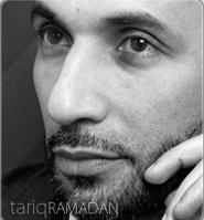 Tariq Ramadan in bw