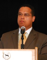 Keith Ellison at CSID Conference