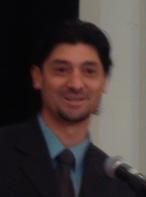 Halim Rane at CSID Conference