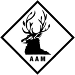 AAM Deer Logo Clear 150