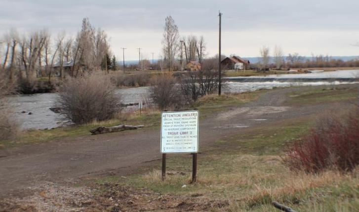 Del Rio access site
