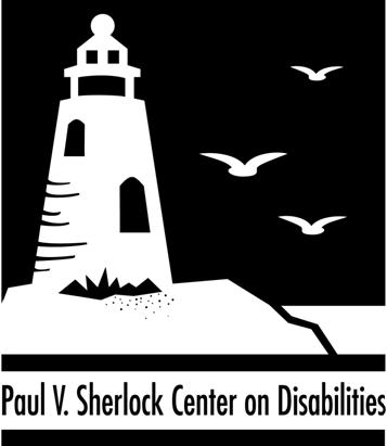 the paul v. sherlock center logo