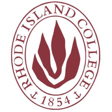 the rhode island college logo