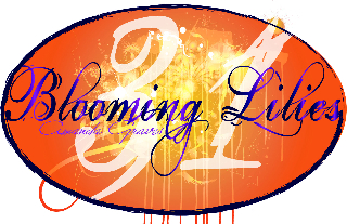 Blooming Lilies Logo