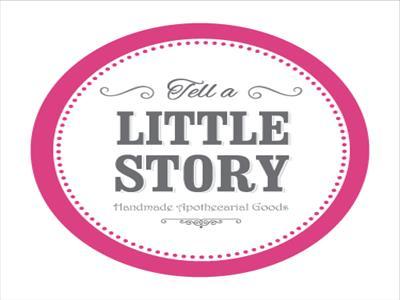 Tell a Little Story Logo