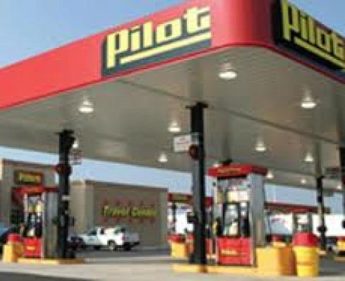 PIlot Flying J gas station