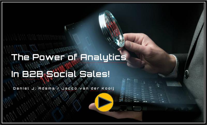 The Power of B2B Analytics