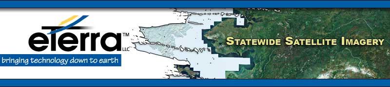 E-Terra Alaska Satellite Imagery News Banner