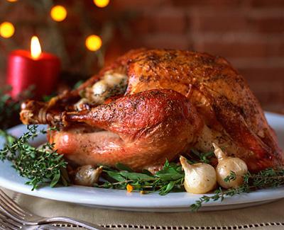 Yummy Brined Turkey