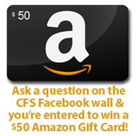 Ask & get entered to win