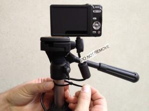 Secure Camera USB Port