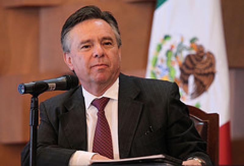 Ambassador Eduardo Medina Mora