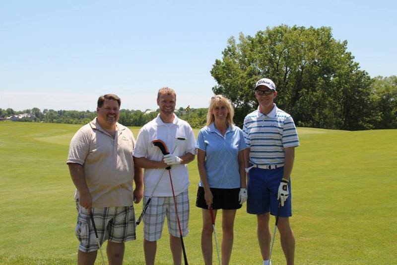 ICUF Golf 2013