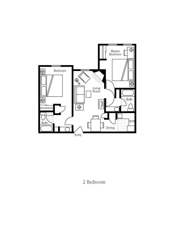 2br floorplan