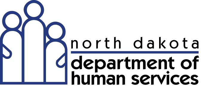 ND DHS logo