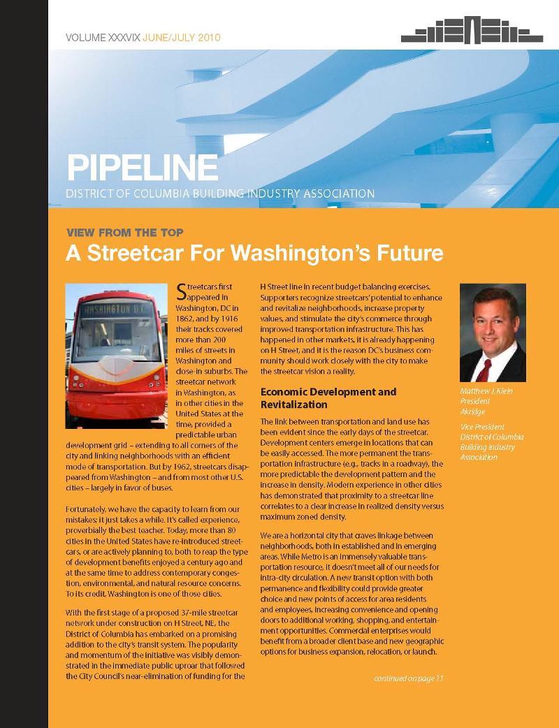 Pipeline June July 1