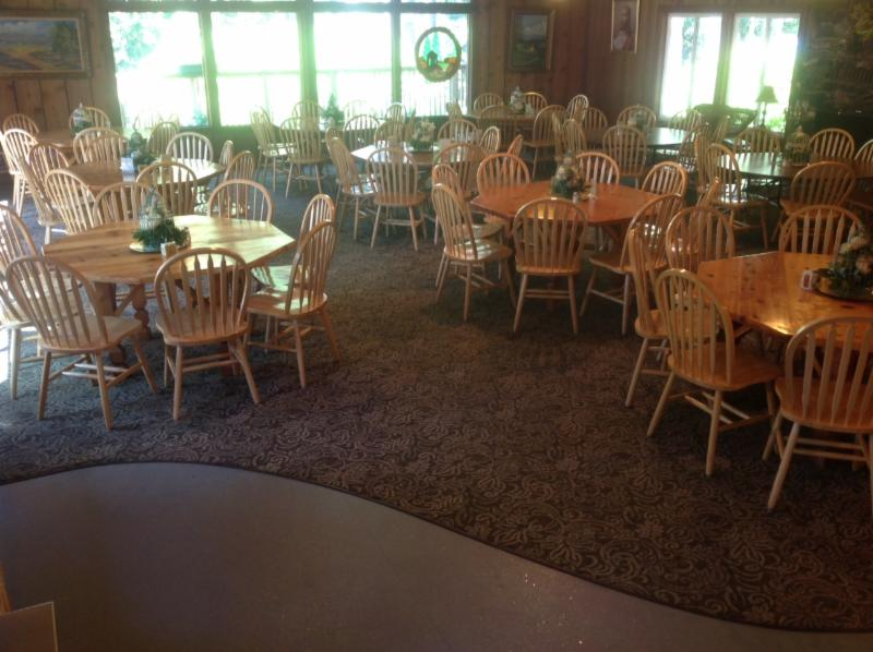 Likewise Thomas Kay Flooring And Interior Did An Amazing Job Installing Our Brand New Carpet In The Main Lodge Dining Room So We Hope That You Will Be