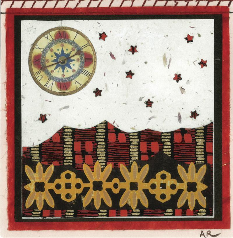 Red Calendar Image