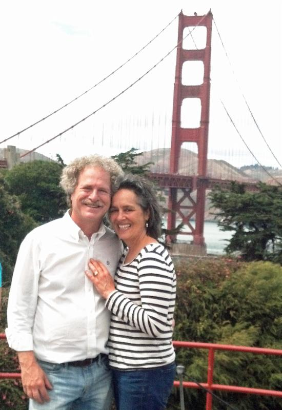 Amy & Paul in SF