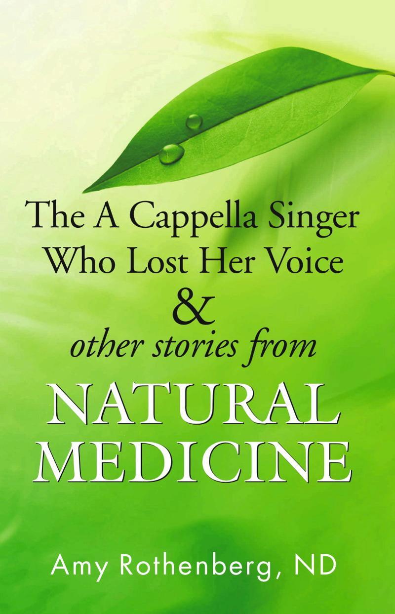 Natural Medicine Book Cover