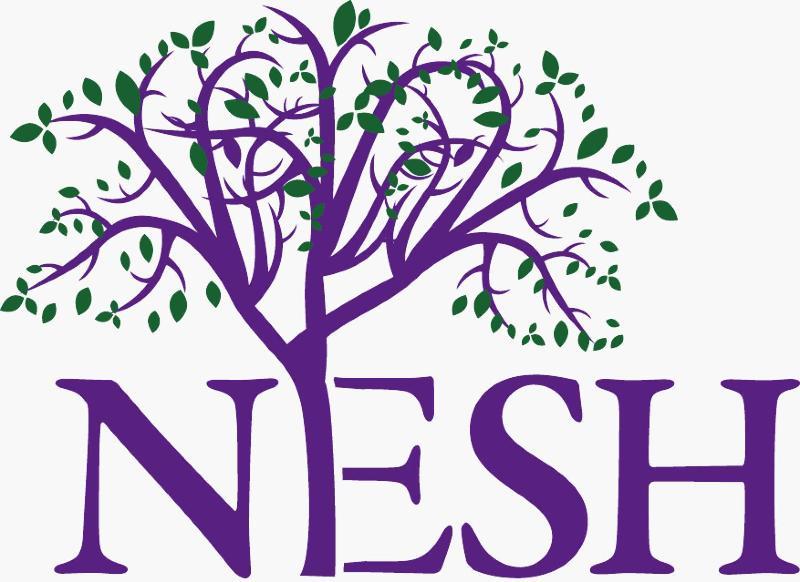nesh new logo