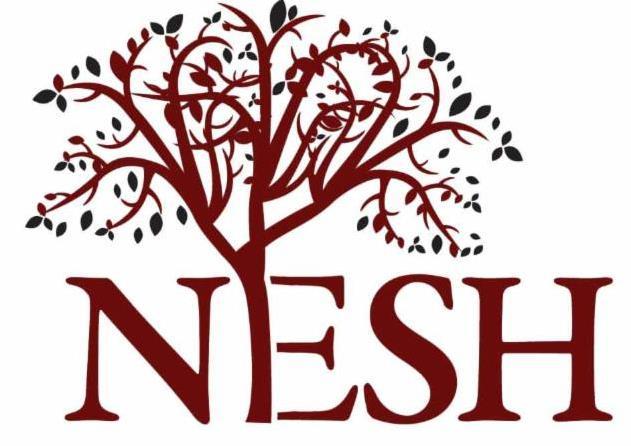 NESH tree logo colored