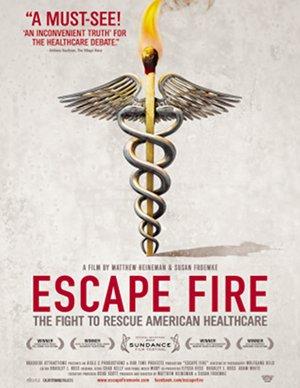 Escape Fire Movie Poster