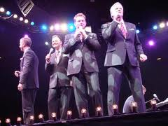 Triumphant Quartet at the Great Gospel Sing