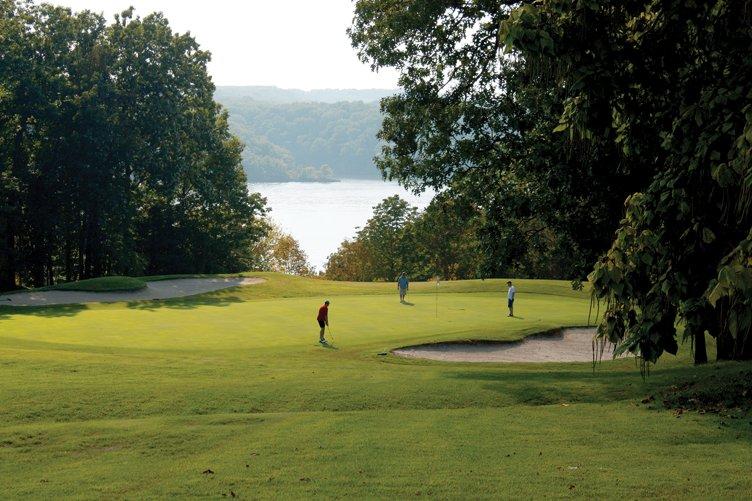 Hidden Lakes Golf Course