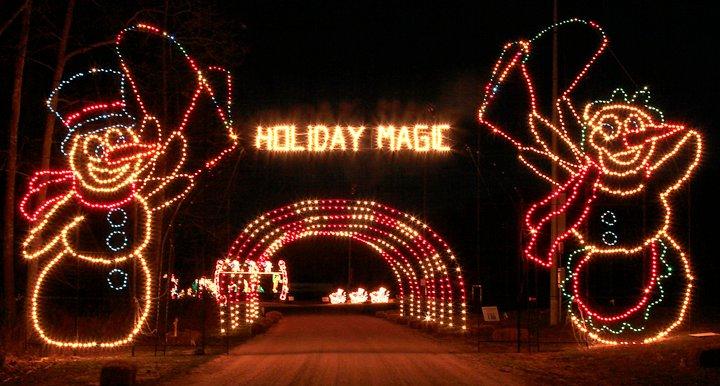 Image result for Enchanted Village Light Lake Ozark Mo