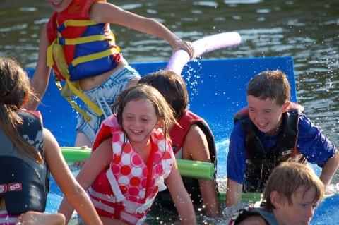 Kids Have Fun at AquaPalooza