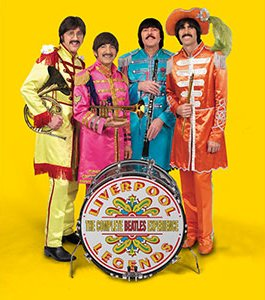 Liverpool Legends Sgt. Pepper