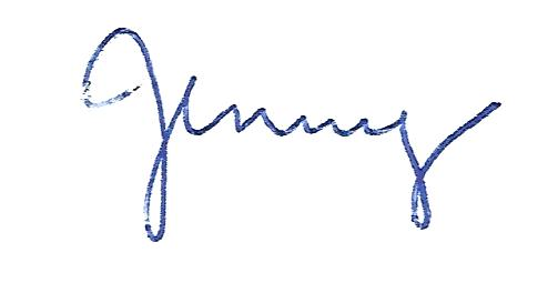 Jenny's signature