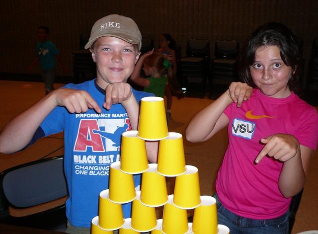 Rec Room cups 2013