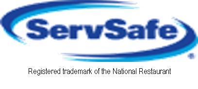 ServSafewith text