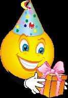 surprise happy hat