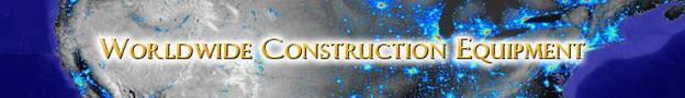 Worldwide Construction Equipment, Inc.