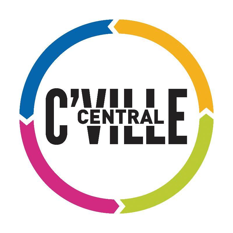 C'ville Central Logo