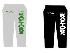 Raptor sweatpants