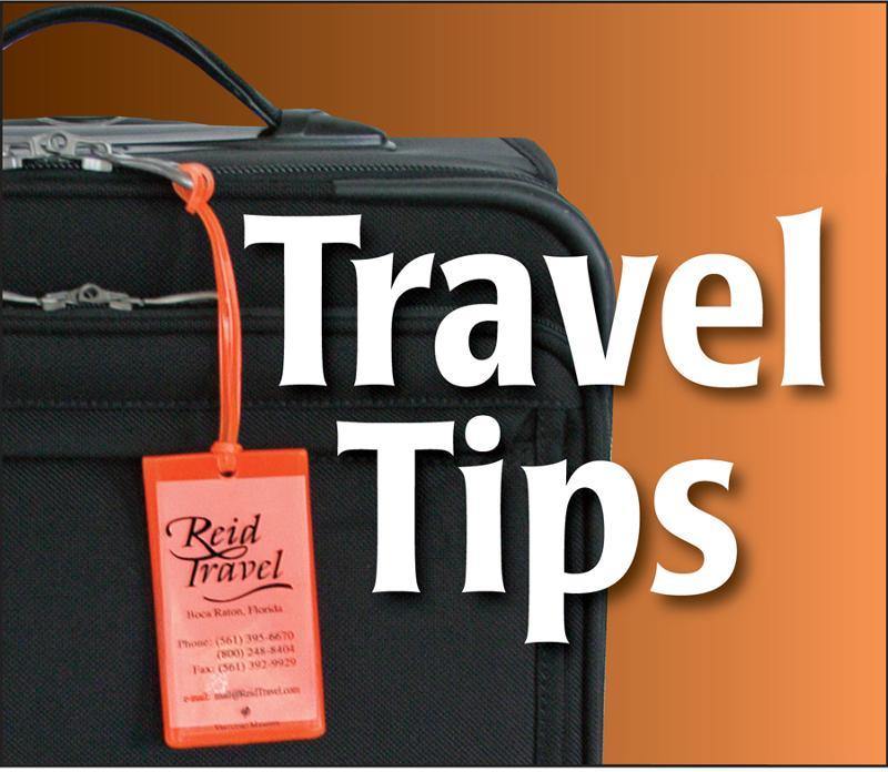 Travel Tips fall